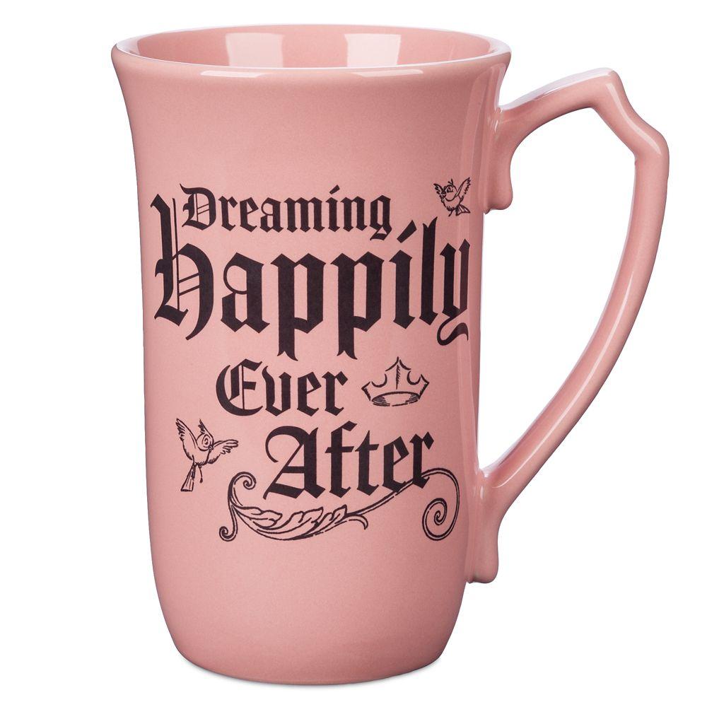 Aurora and Phillip Latte Mug – Sleeping Beauty
