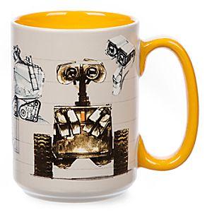 WALL•E  Art of Pixar Mug