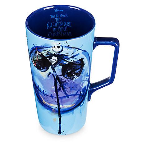 Jack Skellington Latte Mug