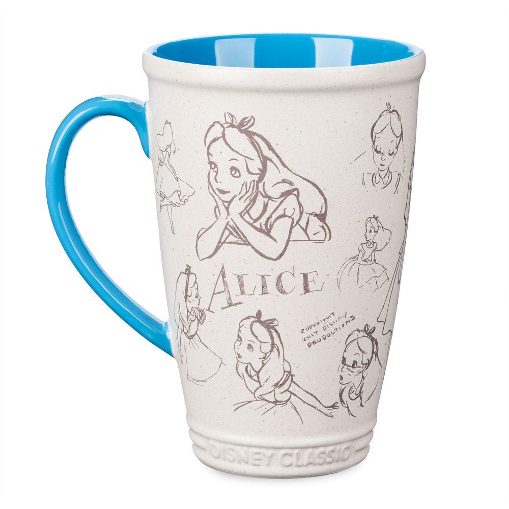 Alice in Wonderland Latte Mug – Disney Classics