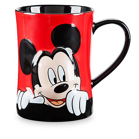 Mickey Mouse Peekaboo Mug