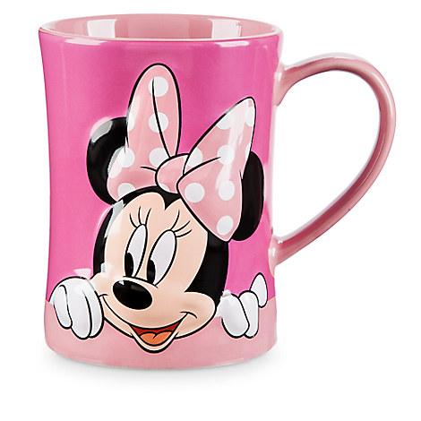 Minnie Mouse Peekaboo Mug