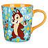 Chip 'n Dale Pattern Mug