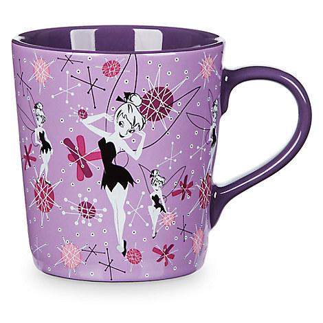 Tinker Bell Pattern Mug