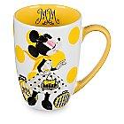 Minnie Mouse Signature Mug