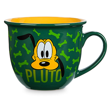 Pluto Character Mug