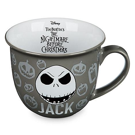 Jack Skellington Character Mug