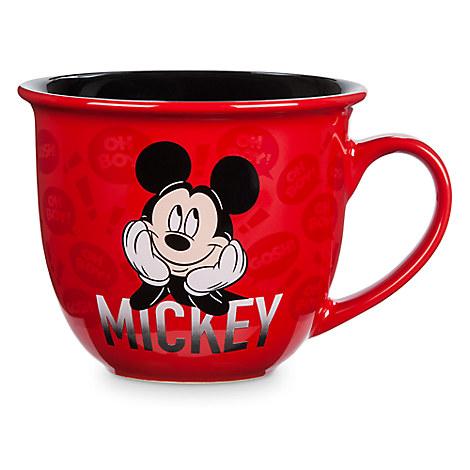 Mickey Mouse Character Mug