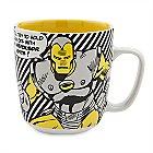 Iron Man Comic Book Mug