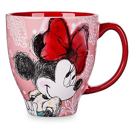 Minnie Mouse Pattern Mug