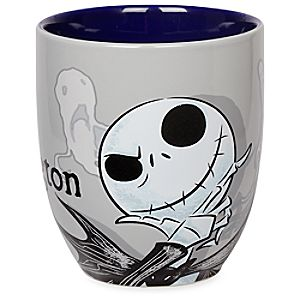 Jack Skellington Portrait Mug