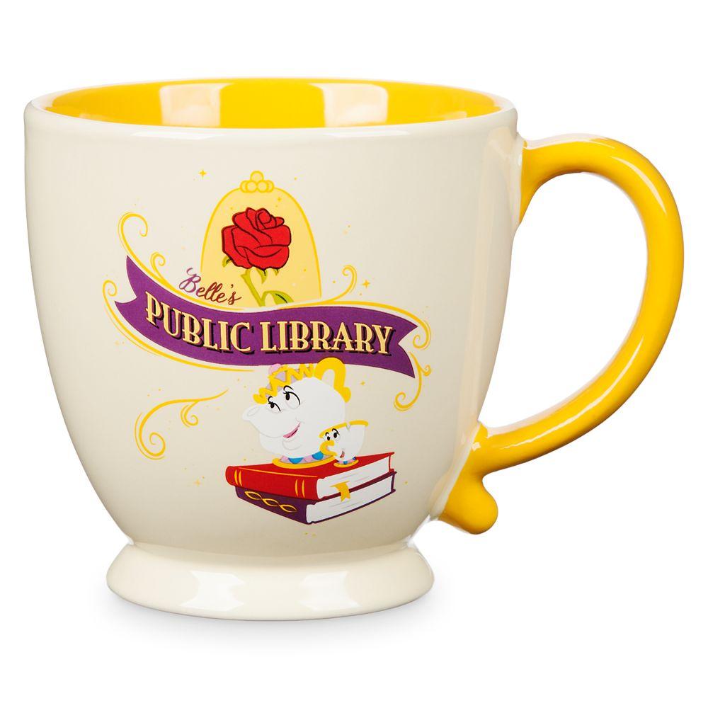 Belle Public Library Mug