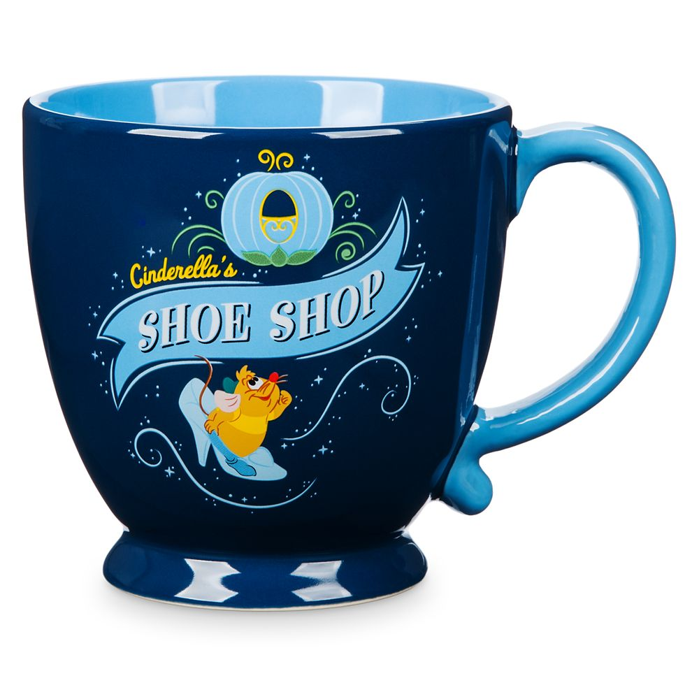 Cinderella Shoe Shop Mug