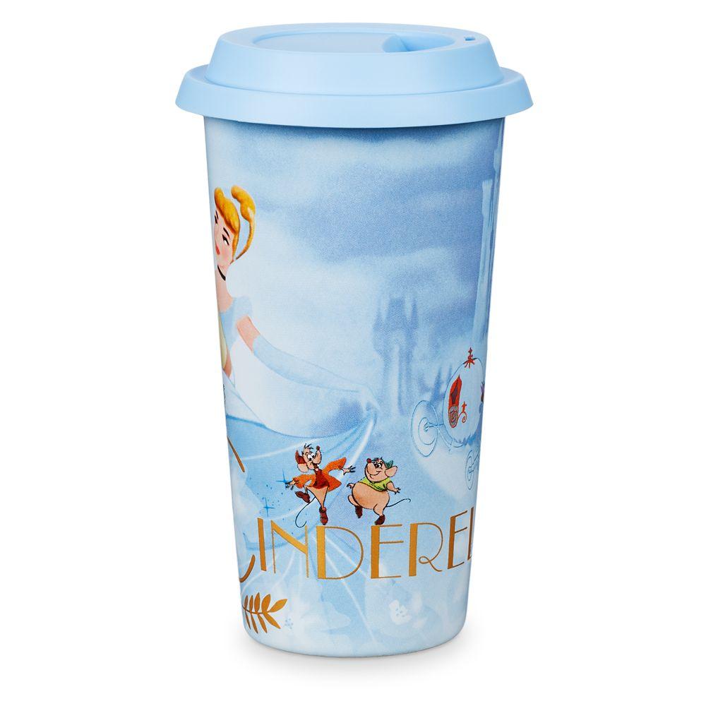Cinderella Ceramic Travel Mug