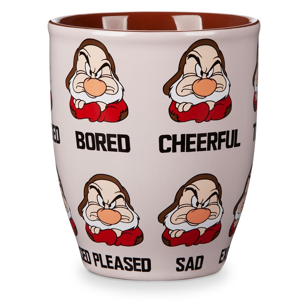 Grumpy Mug – Snow White and the Seven Dwarfs