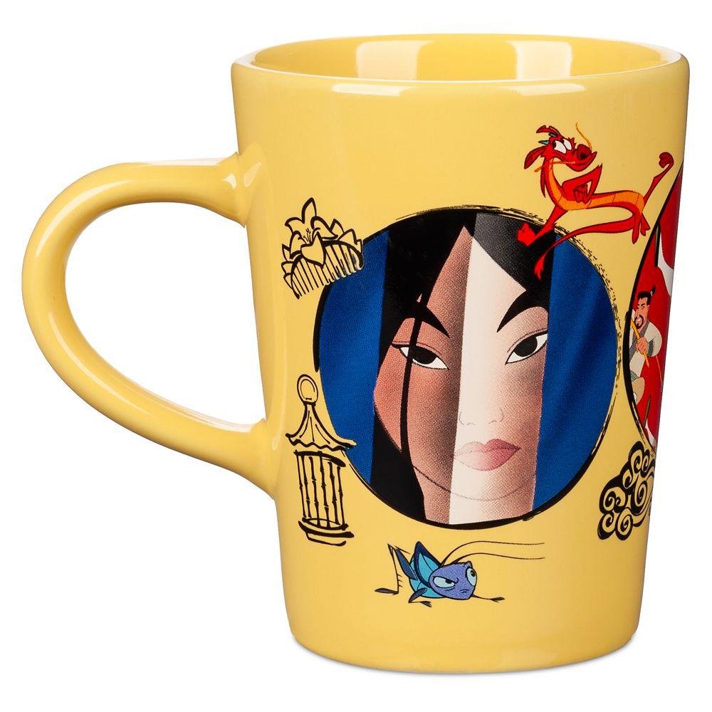 Mulan Mug