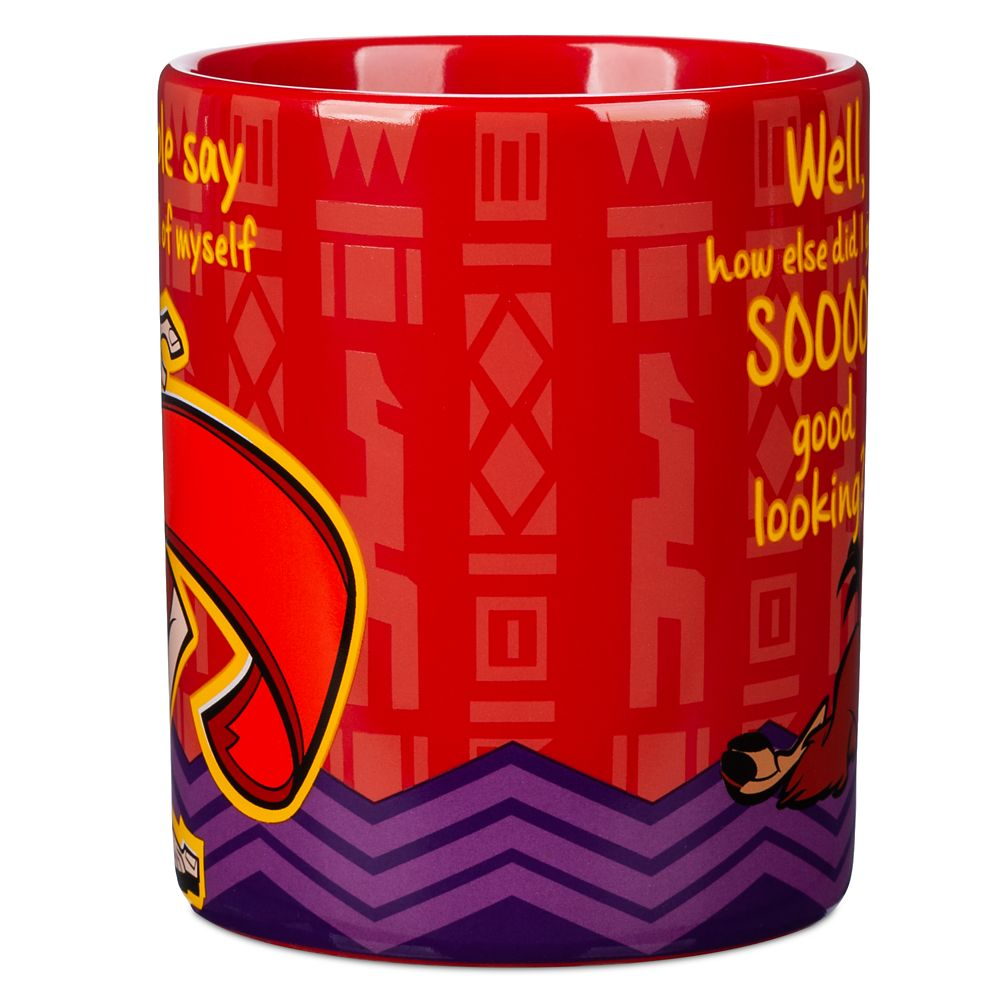 The Emperor's New Groove Mug
