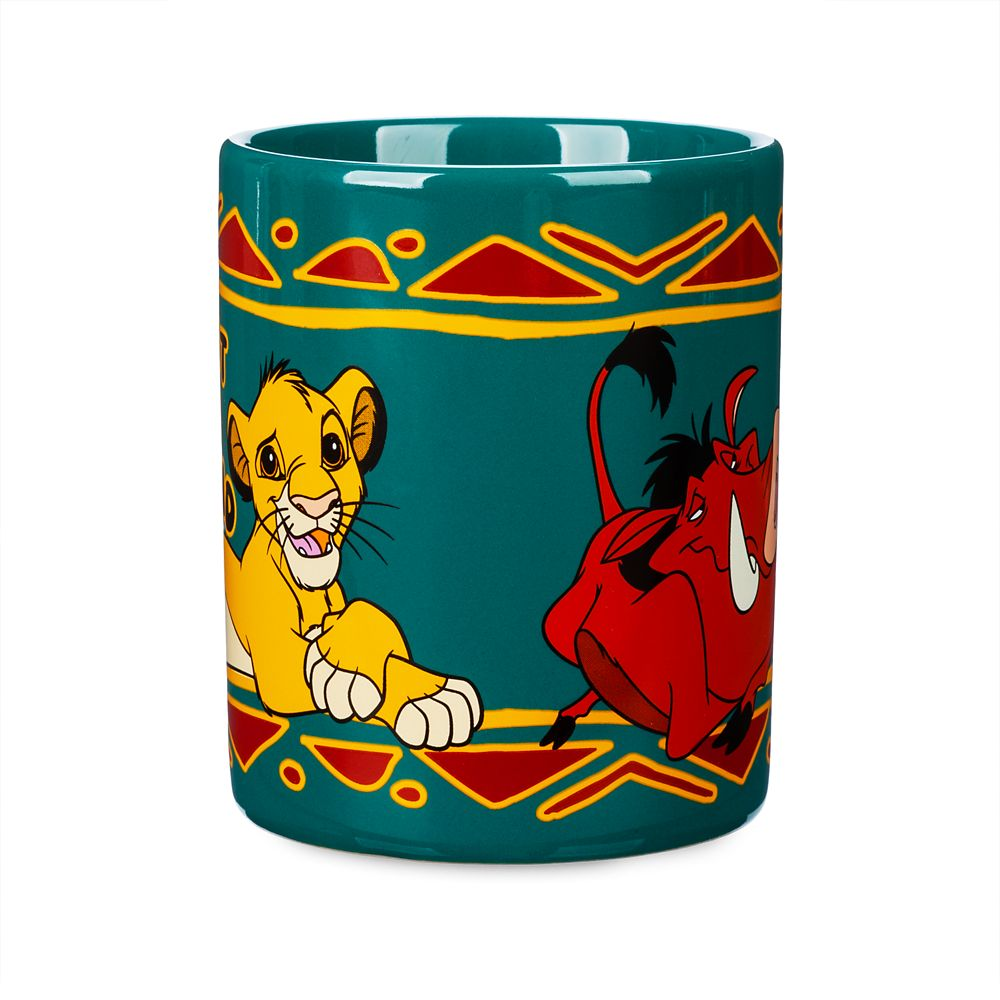 Simba, Timon, and Pumbaa Mug