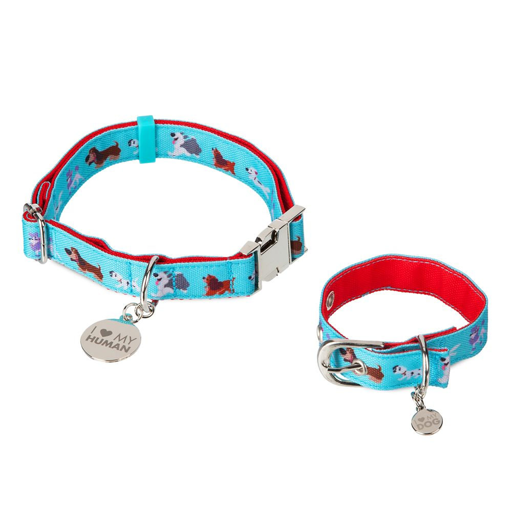 Disney Dogs Dog Collar and Bracelet Set – Oh My Disney