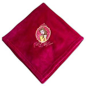 Belle Fleece Throw - Personalizable