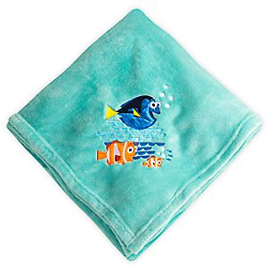 Finding Dory Fleece Throw - Personalizable