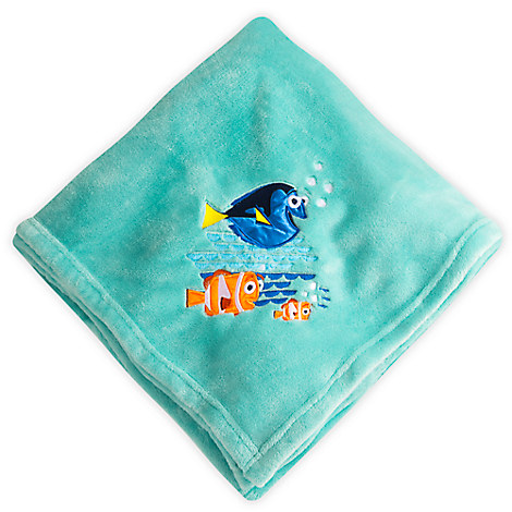 Finding Dory Fleece Throw