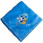 Mickey Mouse Fleece Throw - Personalizable