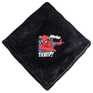 Spider-Man Fleece Throw 6504047390586P