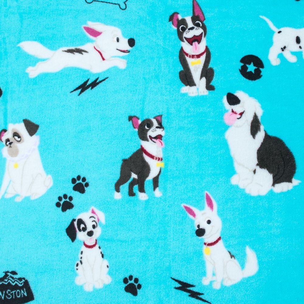 Disney Dogs Fleece Throw – Oh My Disney