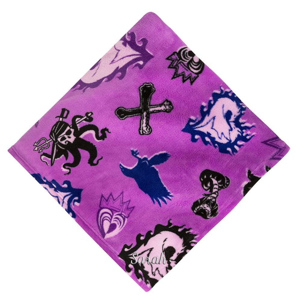 Descendants 3 Fleece Throw – Personalized