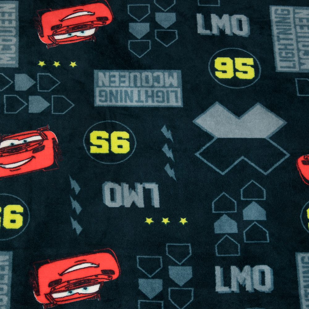 Cars Fleece Throw – Personalized