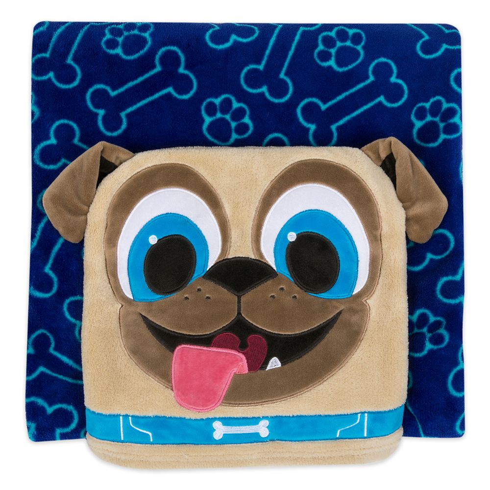 Rolly Convertible Fleece Throw – Puppy Dog Pals