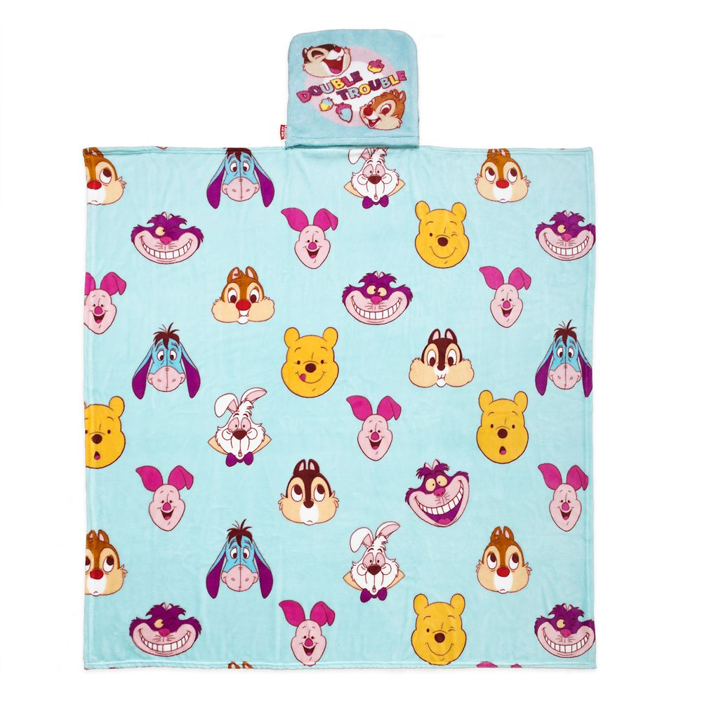 Oh My Disney Travel Blanket