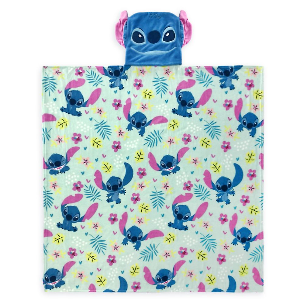 Stitch Convertible Fleece Throw – Personalized