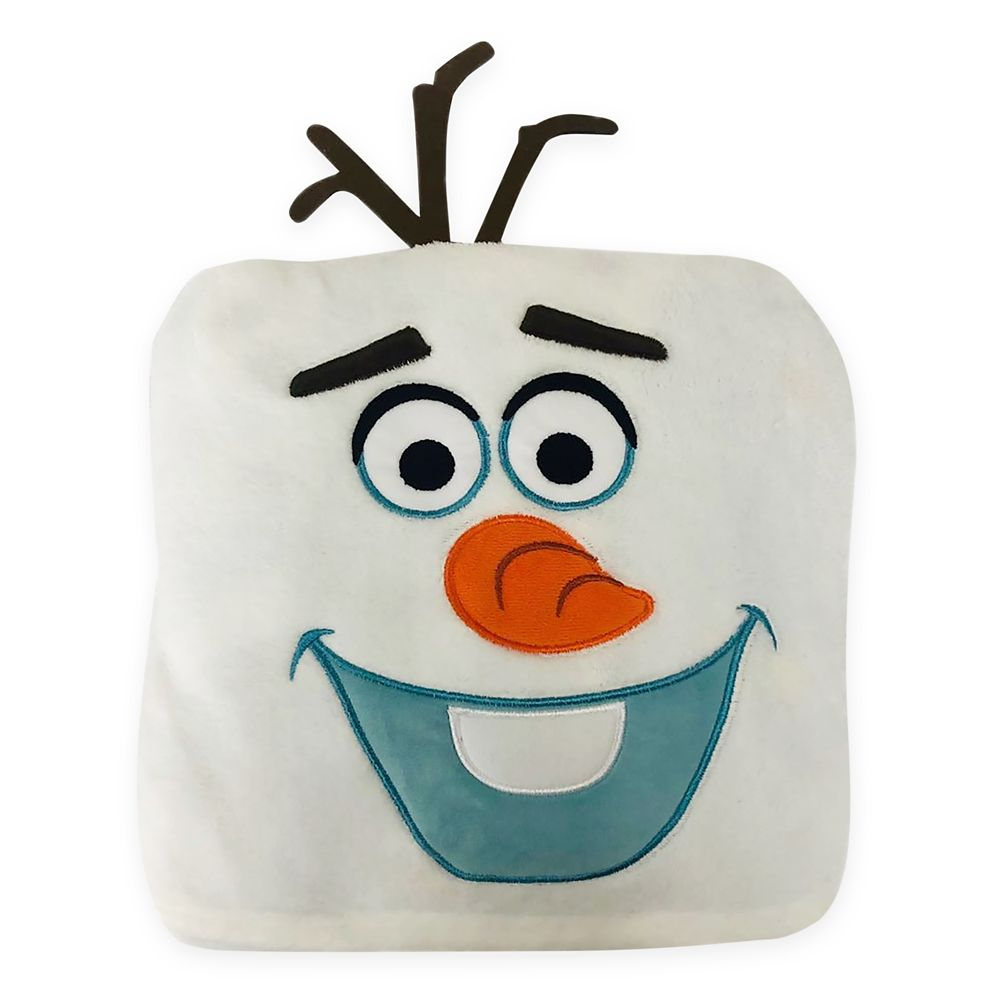 Olaf Convertible Fleece Throw – Personalized
