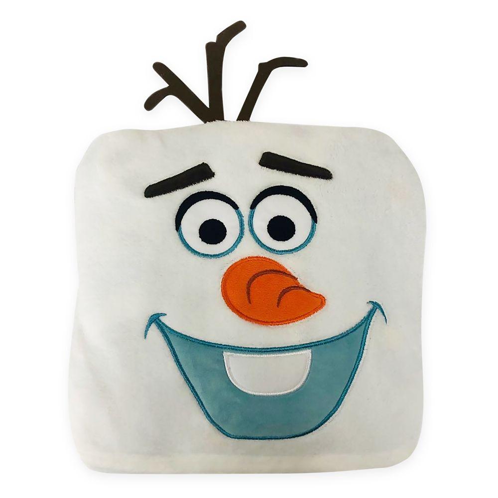 Olaf Convertible Fleece Throw – Frozen