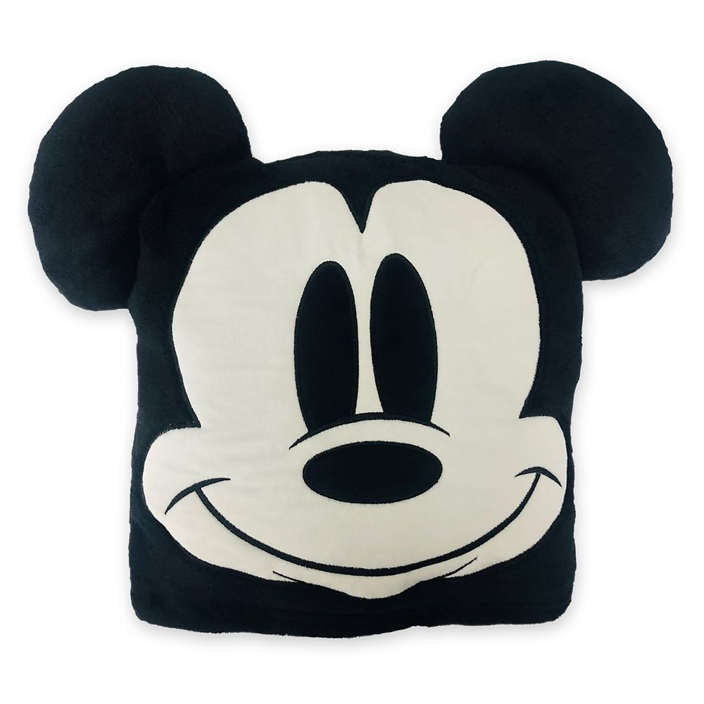Mickey Mouse Convertible Fleece Throw – Personalized