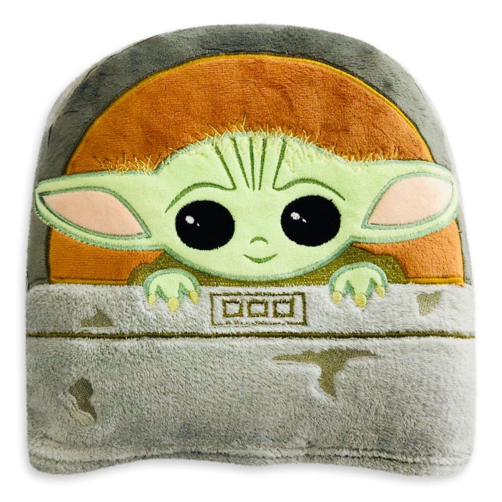 The Child Fleece Throw – Star Wars: The Mandalorian