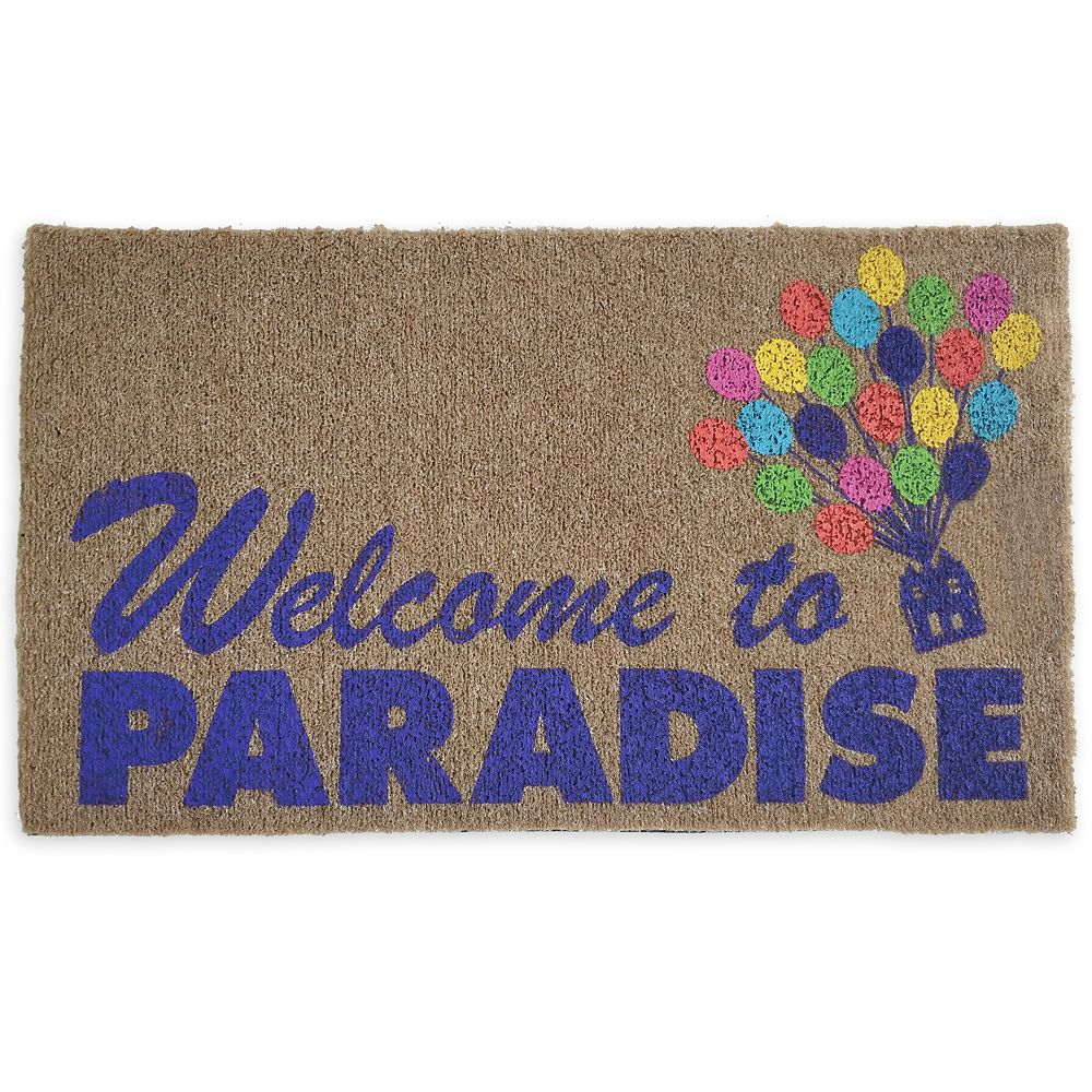 Up Welcome Mat