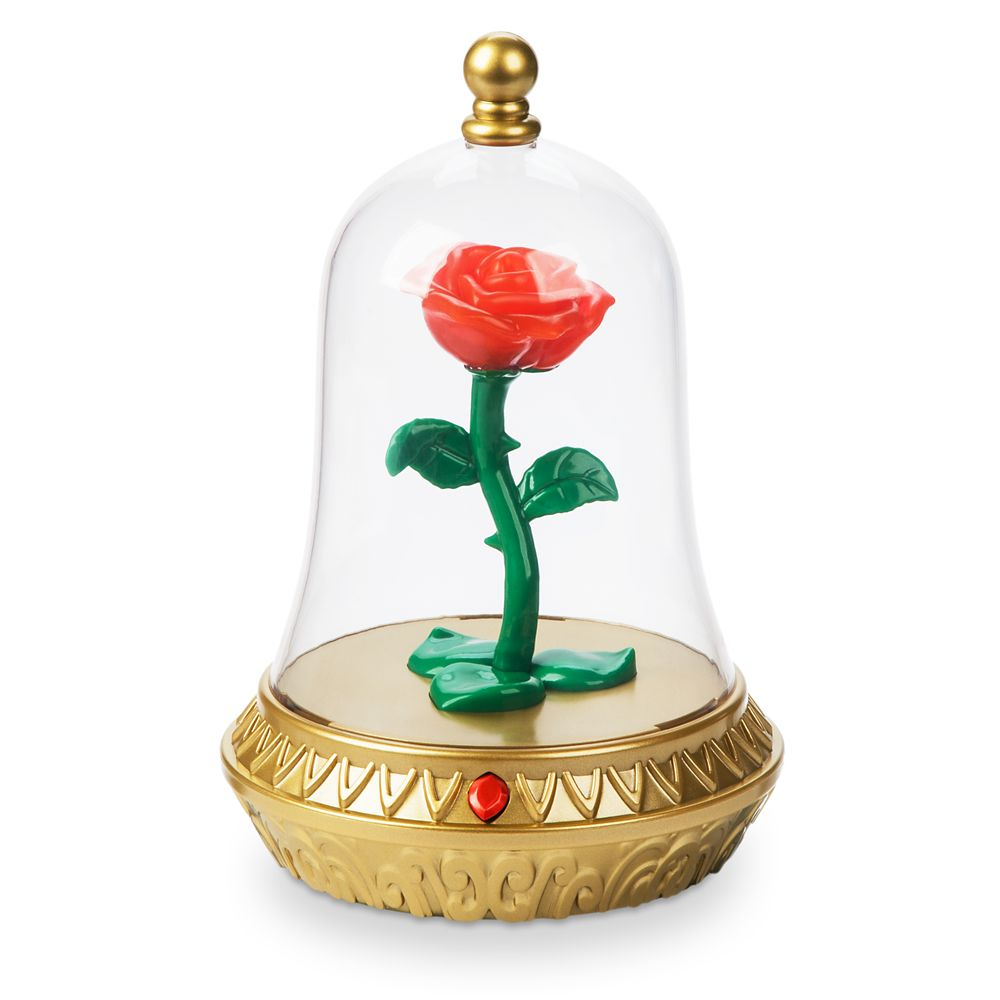 Enchanted Rose Nightlight – Beauty and the Beast