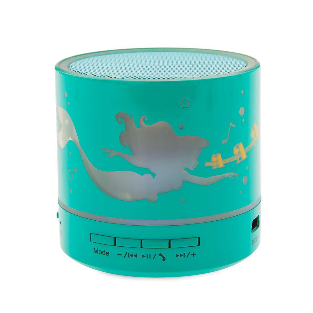 Ariel Light-Up Bluetooth Speaker – Oh My Disney