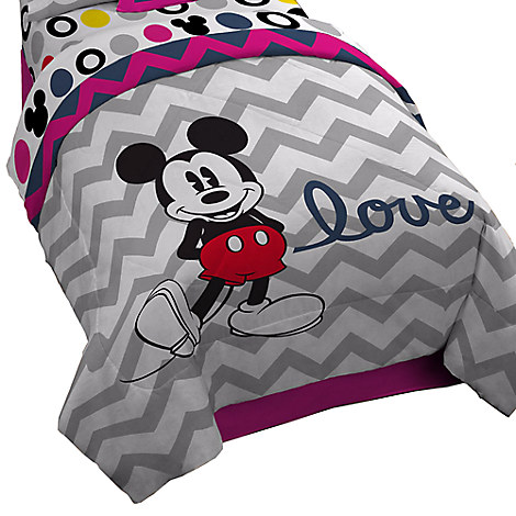 Mickey Mouse Comforter - Full/Twin