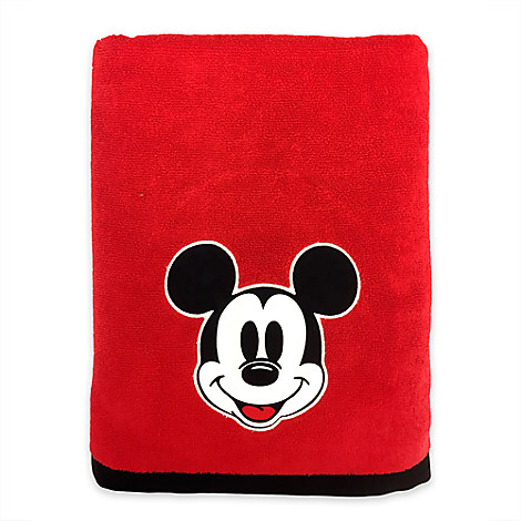 Mickey Mouse Bath Towel