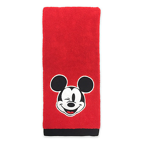 Mickey Mouse Hand Towel