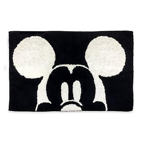Mickey Mouse Bath Rug