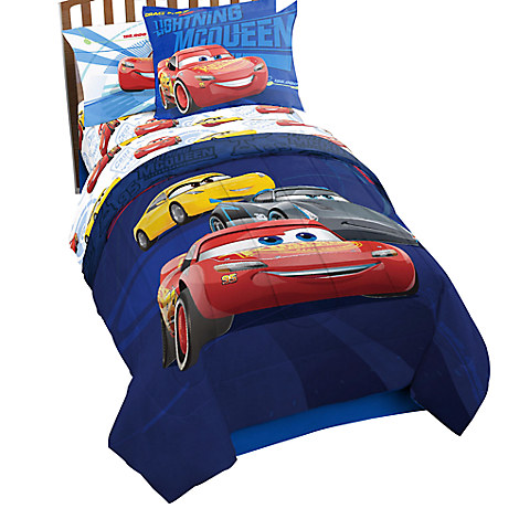 Cars 3 Comforter - Twin