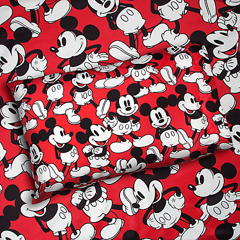 Mickey Mouse Expressions Sheet Set - Twin