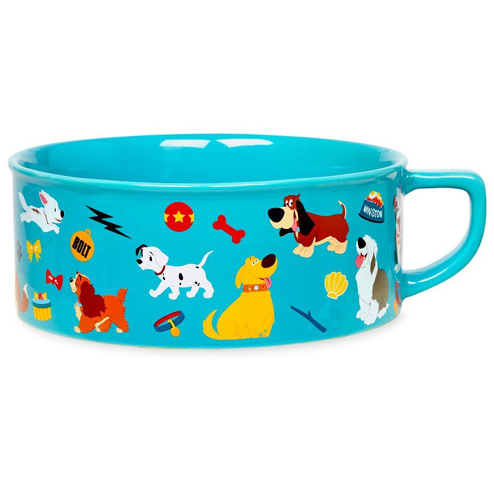 Disney Dogs Pet Bowl – Oh My Disney