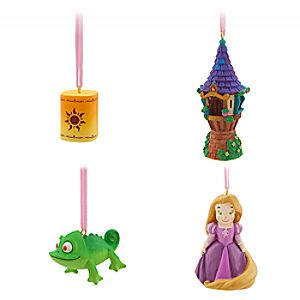 Tangled: the Series Sketchbook Mini Ornament Set