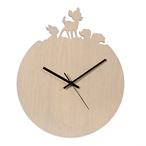 Bambi 75th Anniversary Wall Clock - Limited Edition